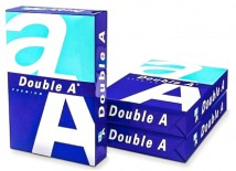 Double A Premium Photocopy Paper, A4 Size, 80 gsm, 500 Sheets / Ream