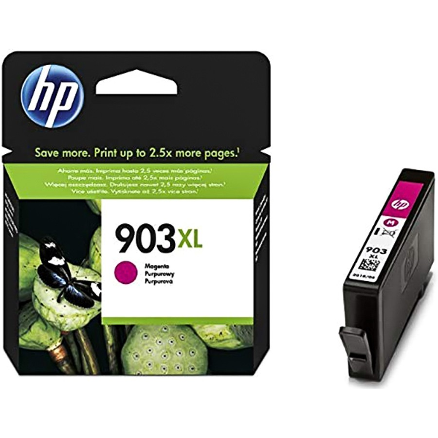 HP 903 XL High Yield Original Ink Cartridge - Magenta