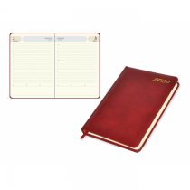 2020 Agenda Diary, Bonded Leather Cover, 1Day/Page - English (75EB)