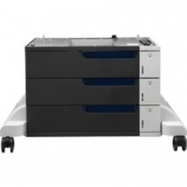 HP 3X500SHT PAP Feed-with Stand CP5525 Series Printer