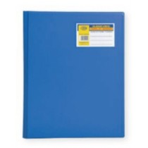 FIS F/S Display Book, 12 Pockets, Blue