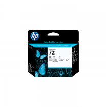 HP 72 Grey and Photo Black Printhead (C9380A)
