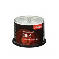 Imation CD-R 80min/700MB/52x/ 50 Spindle