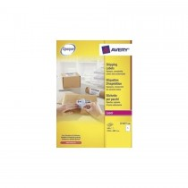 Avery BlockOut Shipping Labels  199.6 x 289.1mm (L7167-100)