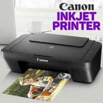Canon PIXMA MG2540S Inkjet All-in-One Photo Printer