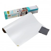 3M Post-It Dry Erase Surface Magic Chart 90 x 60cm, White