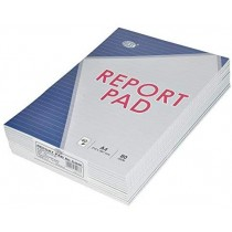 FIS Report Pad with 2 Holes, A4, Ruled, 40 Sheets