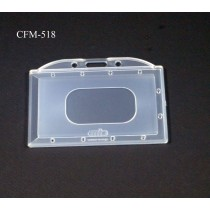 Mesco CFM518 Plastic ID Card Holder