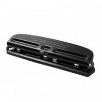 Deli 0122 3Hole Punch  10 Sheets Assorted