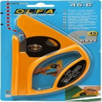 OLFA 45-C Carpet Cutter Yellow