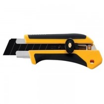 Olfa Extra Heavy Duty Cutter Knife, Yellow and Black OL-XH-1