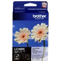 Brother LC39 Black Ink Cartridge (LC39BK)