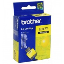 Brother LC47 Yellow Ink Cartridge (LC47YW)