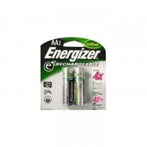Energizer NH152300 AA Rechargeable Battery (Pack of 2)