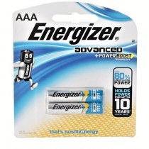 Energizer X92 E2 AAA Alkaline Battery (Pack of 2)