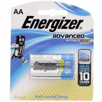 Energizer X91 E2 AA Alkaline Battery (Pack of 2)