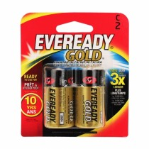 Eveready A93 Gold C Alkaline Battery (Pack of 2)