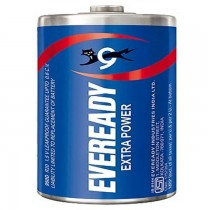 Eveready 950D Extra Power D Battery (Pack of 2)