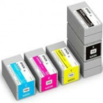Epson GJIC5 Ink Cartridge for ColorWorks C831 Magenta - C13S020565