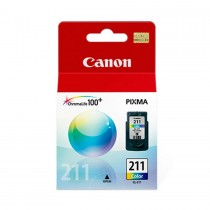 Canon CL-211 Color Original Ink Cartridge (CL-211 Color)