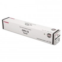 Canon GPR-33 Toner Cartridge - Black