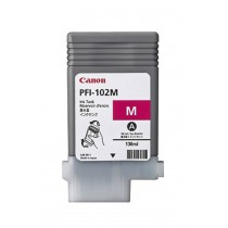 Canon PFI-102 Magenta Original Ink Cartridge (PFI-102M)
