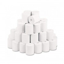 CASH ROLL 76 X 70 MM 1 PLY WHITE (100/BOX)