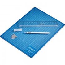 Dahle 10694-21030 Cutting Set - A4, Blue