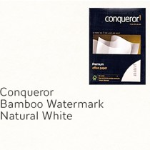 Conqueror Natural White, 160gsm, A4, 100sheets/pack