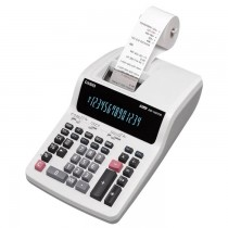 Casio DR140TM Desk Top 2Color Printing Calculator 14 Digits White