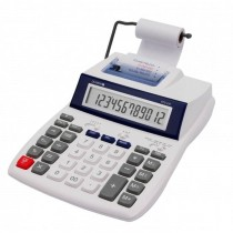 Olympia CPD  435 Printing Calculator 12 Digits White / Blue