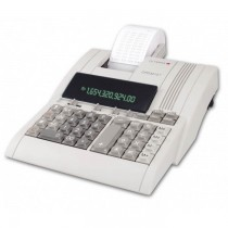 Olympia CPD  3212T Printing Calculator Thermoprinter 12 Digits Grey