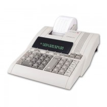 Olympia CPD  3212S Printing Calculator 12 Digits Grey