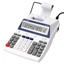 Olympia CPD  445 Printing Calculator 12 Digits White