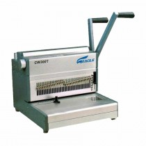 EAGLE 2:1 WIRE BINDING MACHINE CW300T ( WIRE -MANUAL-21PIN)