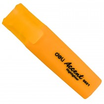 Deli Highlighter  Orange (pkt/10pcs)