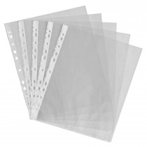 Deli Punched Pockets 20/PK