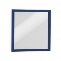 Durable DURAFRAME, Self-AdhesiveMagnetic Frame A4,2/pack, Blue