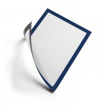 Durable DURAFRAME, Magnetic Frame A4,5/pack,Blue