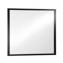 Durable DURAFRAME Poster  Self Adhesive Magnetic Frame 50 x 70 cm  Silver