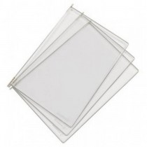 Tarifold Pivoting Pockets  A4  Clear Pack of 10