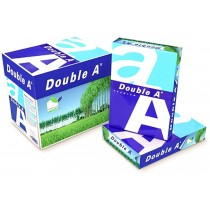 Double A Premium Photocopy Paper, A4 Size, 80 gsm, 5 Reams / Box
