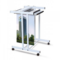 iPlan Front Loading Drawing Trolley A0 size