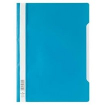 Durable Project File A4, Light Blue