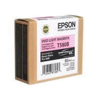 Epson C13T580B00 80ml Light Magenta Ink Cartridge