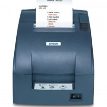 Epson TM-U220, Impact, Two-color printing, 6 lps, Ethernet, Auto-cutter, Auto-Status, PS-180 Power supply, Dark Gray