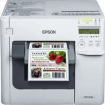 Epson ColorWorks TM-C3500 Inkjet Color Label Printer - C31CD54012