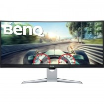 "BenQ EX3501R 35"" UWQHD HDR10 Gaming Curved Monitor 100Hz FreeSync 4ms Port HDMI USB-C 