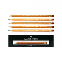 Faber Castell Bonanza 1320 Drawing Pencils (Pack of 12)