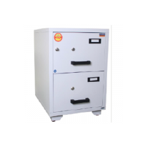 Valberg Fire Resistant Cabinet FC2K-KK 2 drawer  (Two Key lock)
